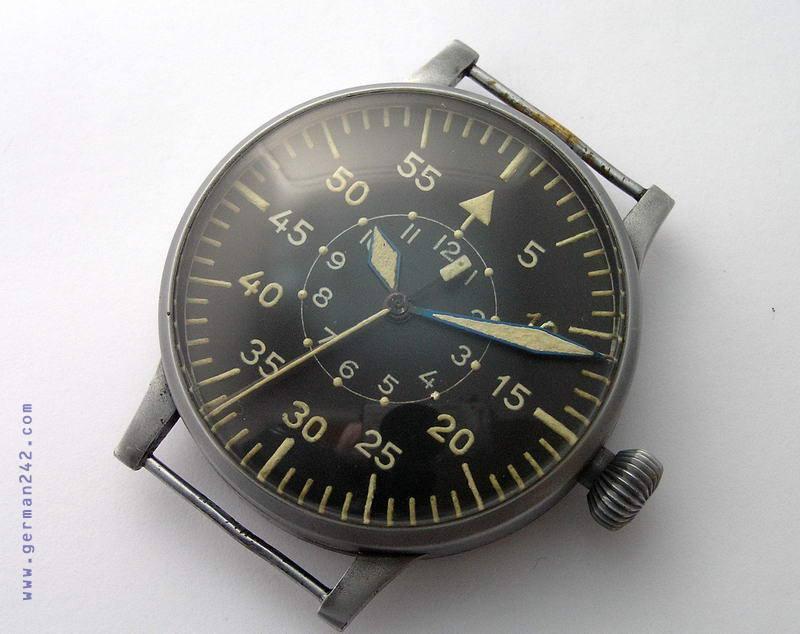 Радиоактивные часы LACO Durowe FL 23883