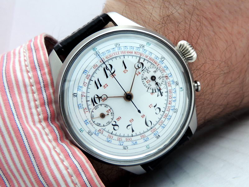 how to read a tachymeter