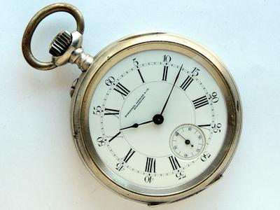 cтаринные карманные часы. Антикварные часы на продажу, обмен ZD16