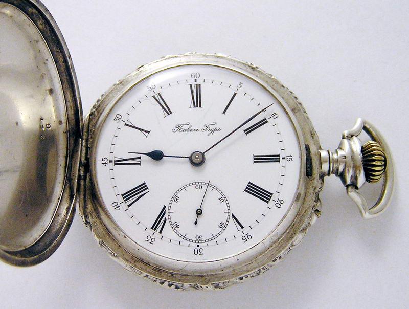 старинные золотые часы павла буре