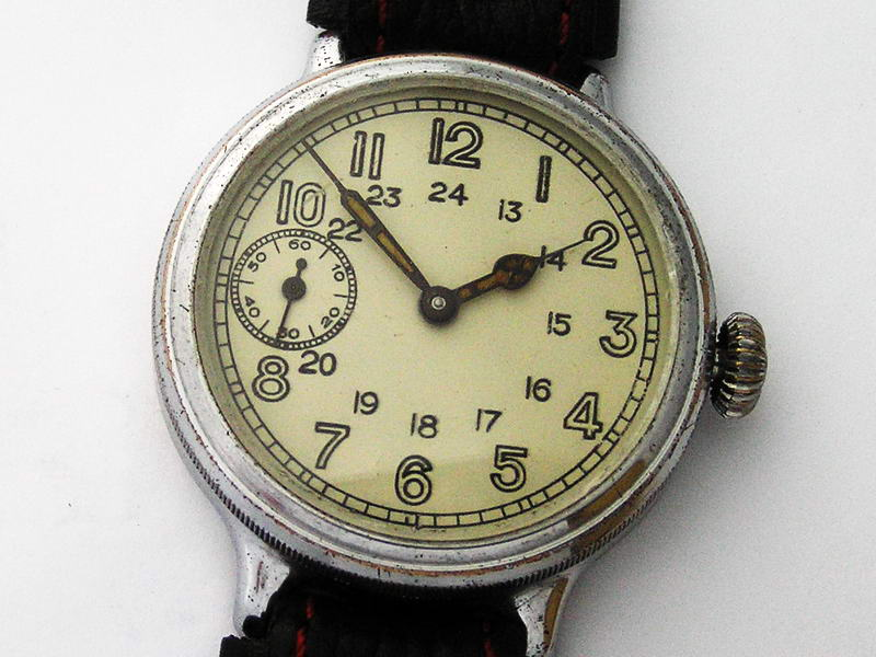 Часы наручные кировские