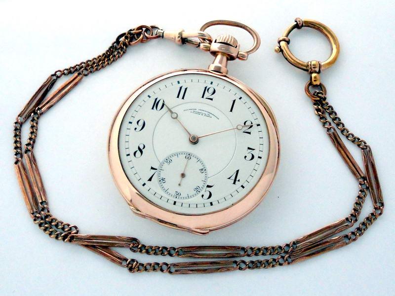 Волшебные часы. Том 1   Семь минут   часы omaw