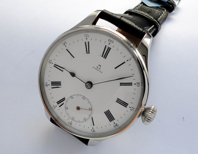 6aca2fab7c86 Антикварные часы OMEGA 1882   , купить в интернет магазине Nazya.com