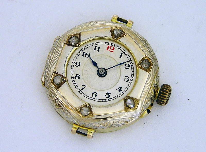 Реставрация старых наручных часов своими руками 25