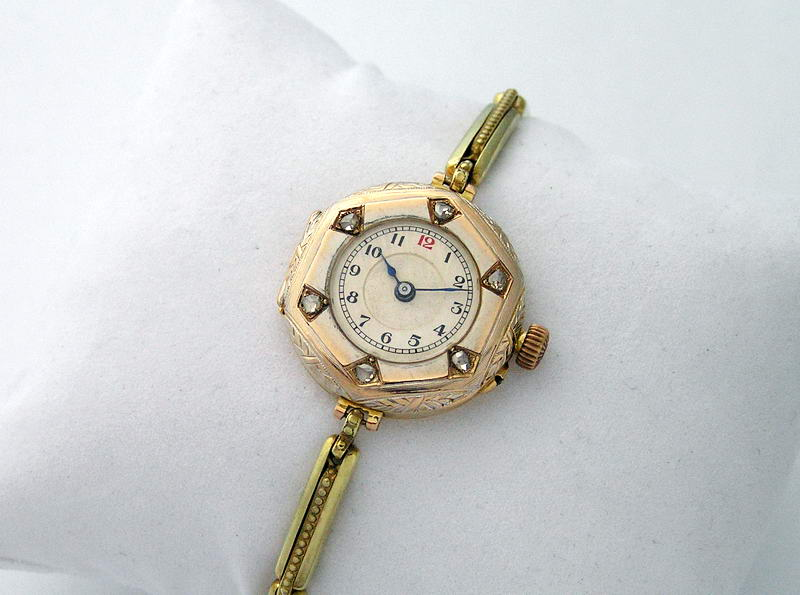 Реставрация старых наручных часов своими руками 28