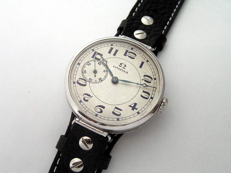Реставрация старых наручных часов своими руками 30