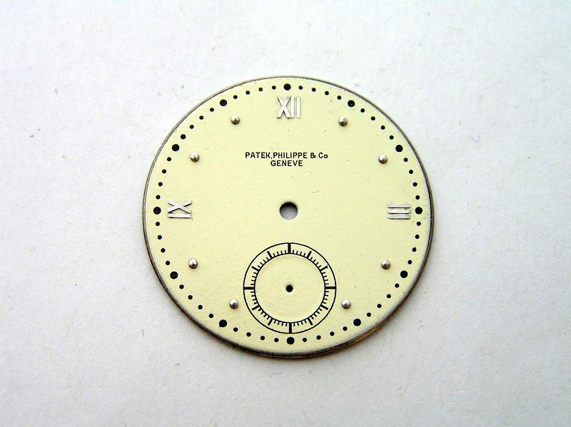 реставрация циферблата наручных часов киев