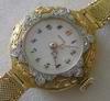 Ремонт старинных золотых часов