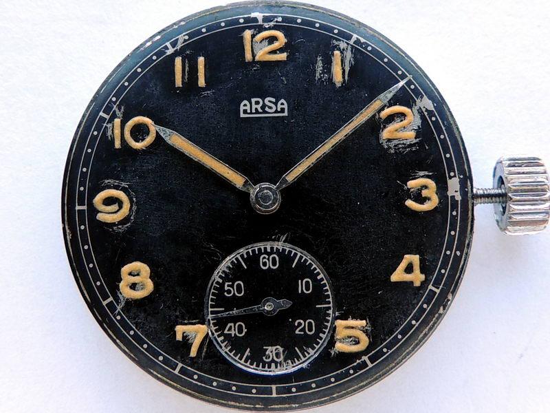 Реставрация старых наручных часов своими руками 37