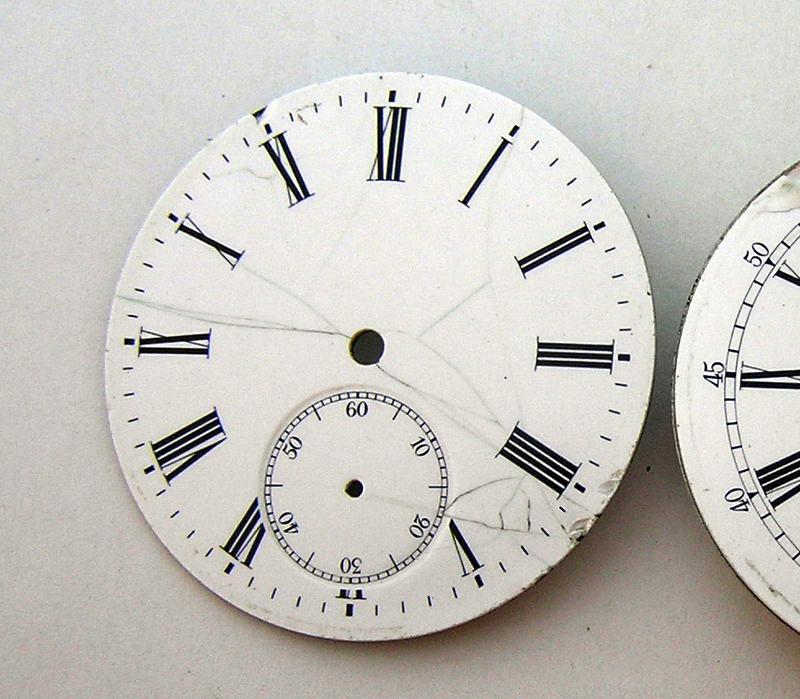 Реставрация старых наручных часов своими руками 23