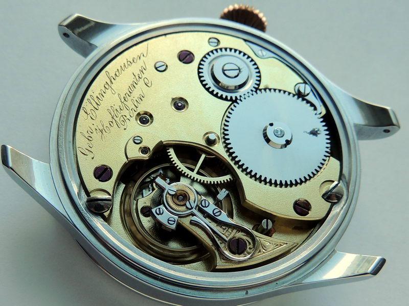 Куплю часы с 24-часовым циферблатом