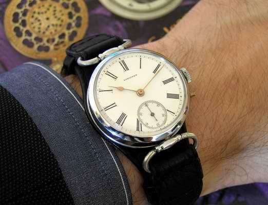 LONGINES конца XIX века | старинные ручные часы