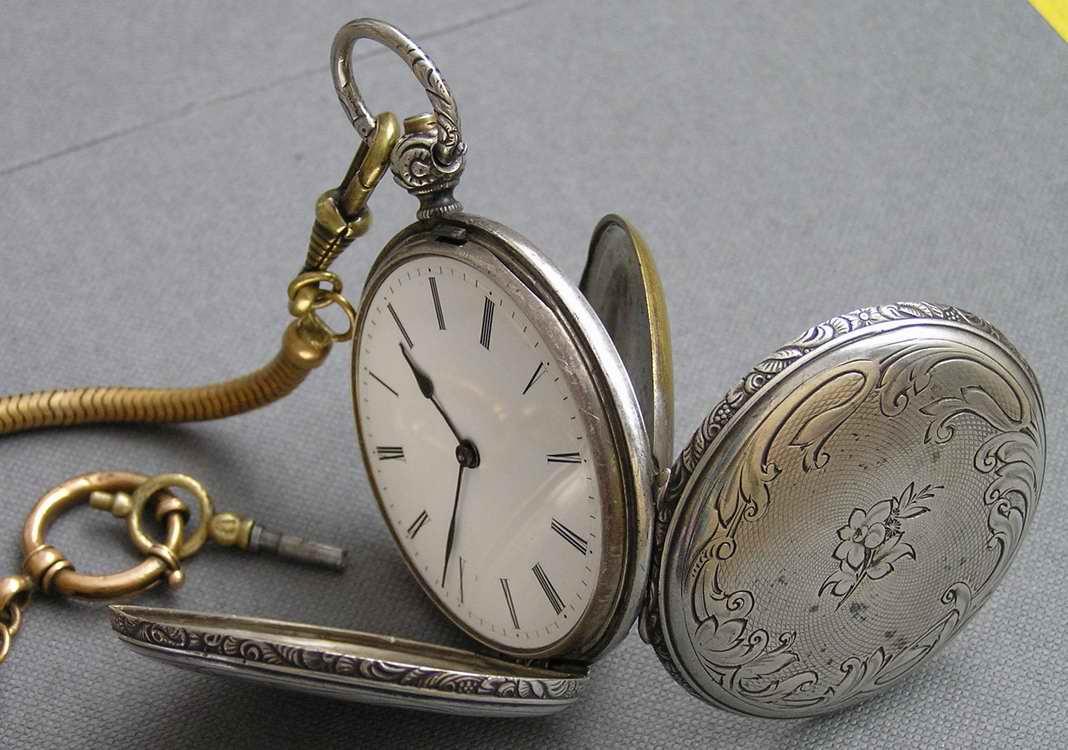 Как называются часы на цепочке