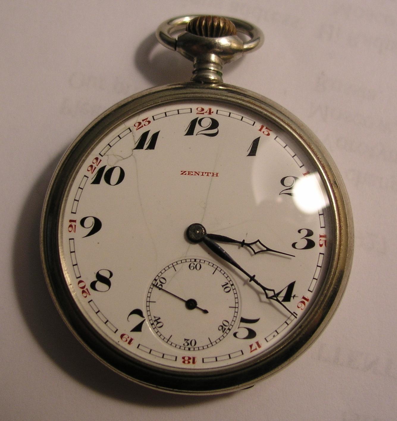Карманные часы Л.Бреге. Париж, 1810 г