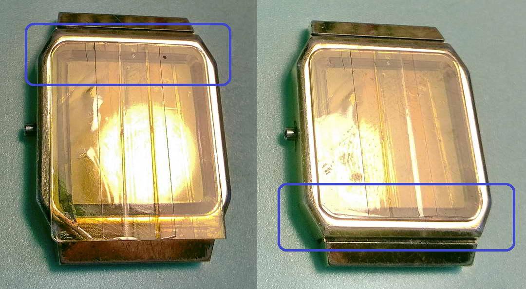 watch glass crystal cutting, repair