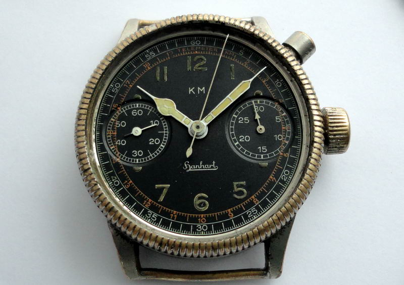 KM Hanhart chronograph