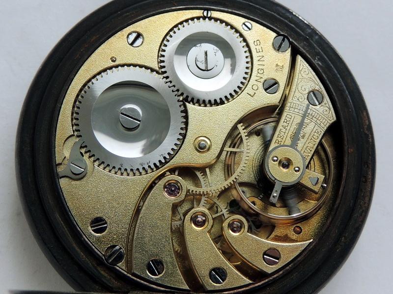 Этот вариант фирменной маркировки был самым простым и дешевым для импортных часов, ввозимых в россию на перепродажу.
