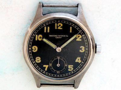 Каталог армейских военных мужских наручных часов