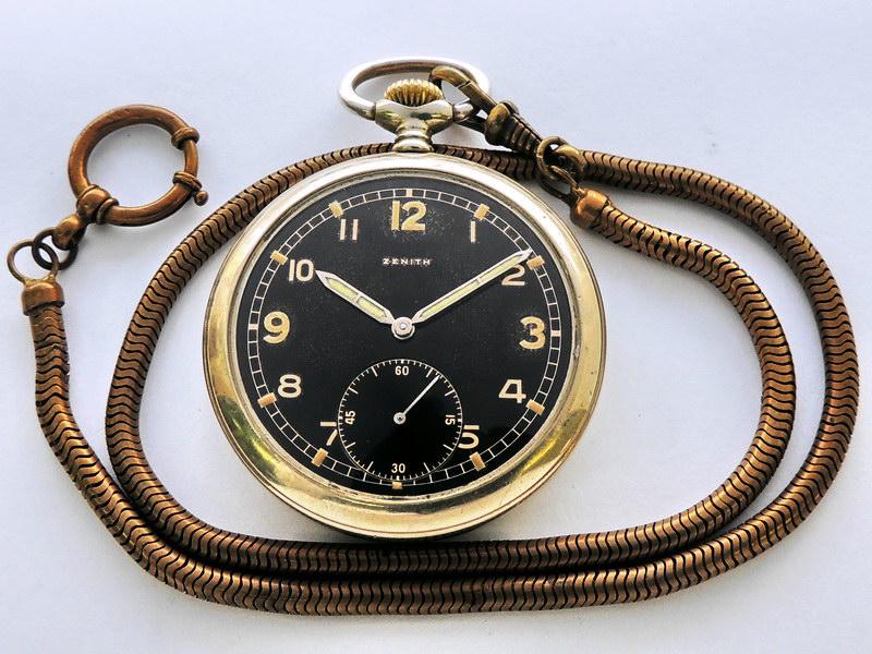 Часы зенит продам карманные вермахта батарейку часах стоимость в поменять